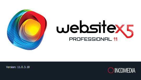 WebSite X5 Professional / Evolution 11.0.3.18